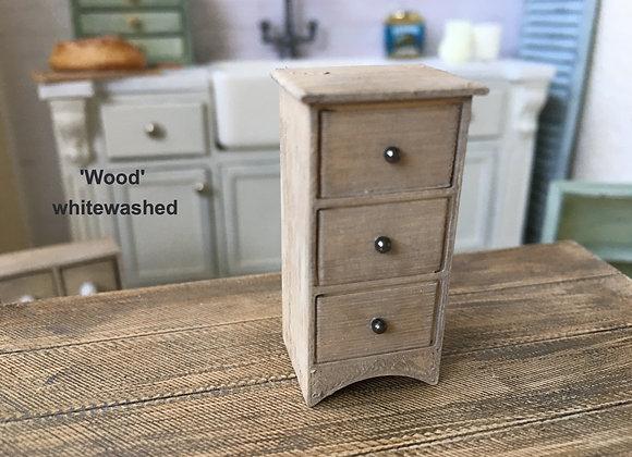 Countertop chest