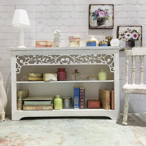 Pretty narrow shelf