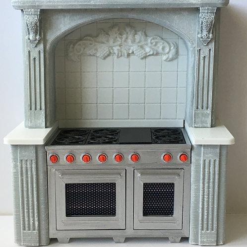 Dream kitchen Range