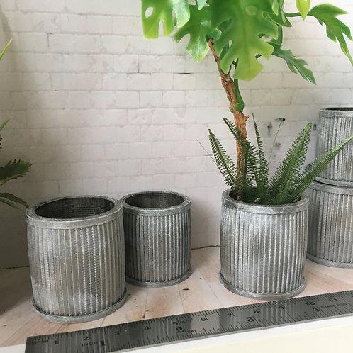 Plant Tubs set of 2