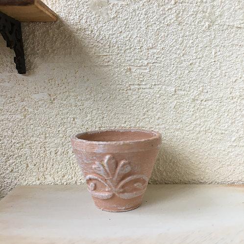 Fleur dy lis small pot