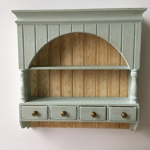 Arched Wall shelf tall
