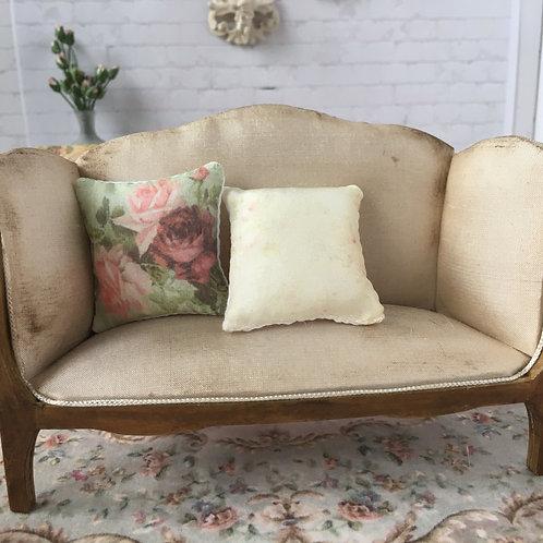 Shabby sofa