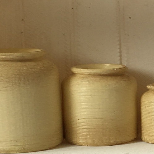Set of 3 Crock Pots