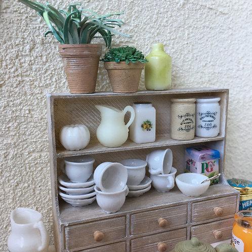 Herb/Spice shelf