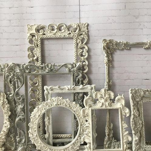 Empty Frames - medium