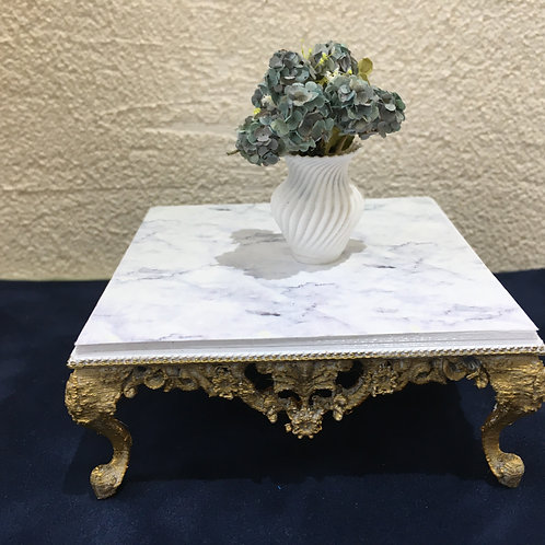 Ornate low occasional/coffee table