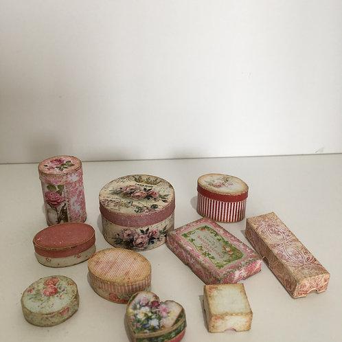 Boxes set 4