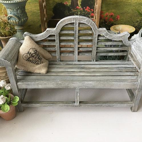Garden Bench seating
