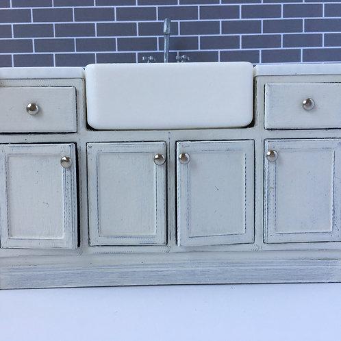 Sink kitchen unit