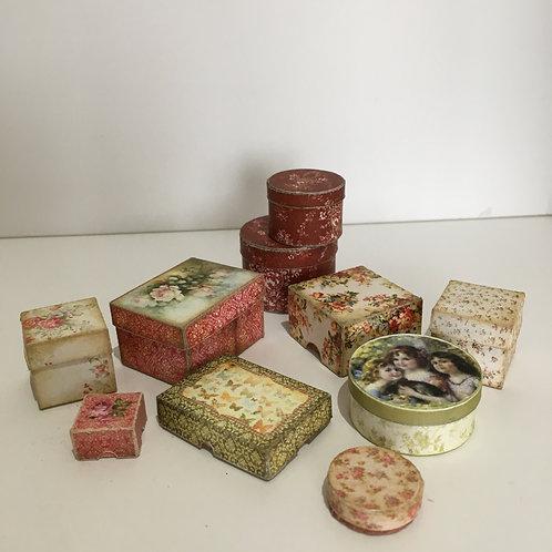 Boxes set 5