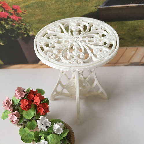 Neat little garden table