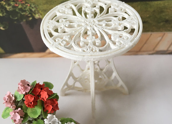 Neat little garden table