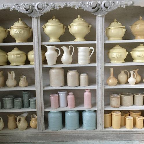 Various Crocks/Pots/Jars