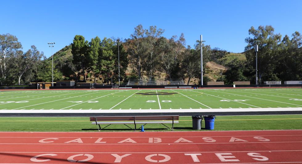CHS Football + Track Field