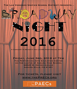 2016_Broadway night poster 2016 flyer FI
