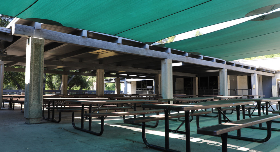 CHS Lunch Area