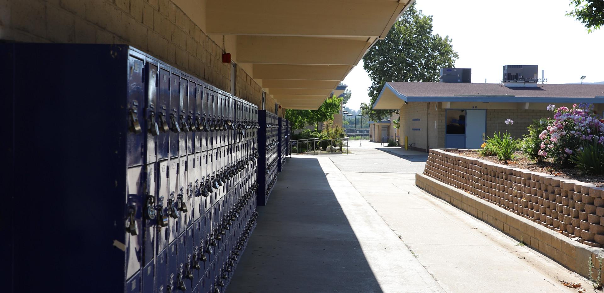 AHS Hallway