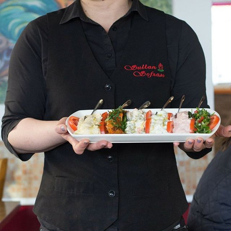 We have the experts who bring you the ultimate Turkish dining experience - and we'll even offer you 10% off your food bill! 😄 _Book with us_