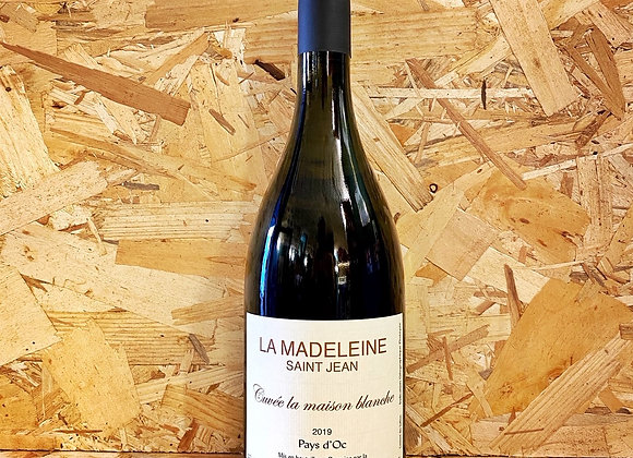 LA MADELEINE SAINT JEAN - La Maison Blanche - IGP Pays d'OC