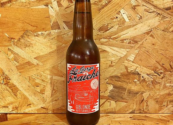 LA GORGE FRAÎCHE - Bière Artisanale - Blonde