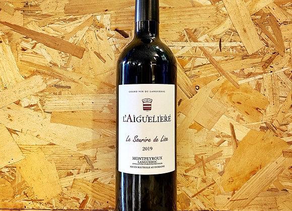 DOMAINE L'AIGUELIERE - Sourire de Lise - AOP Languedoc