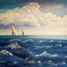 Le due barche