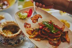 Delicious, Hot & Sweet Calamari