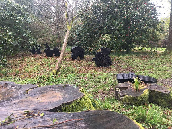 Picton Castle 'Seven Rounds and Stump' (