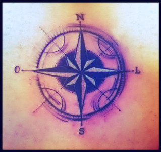 Tatuagem no frio!