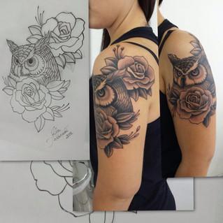 Sketch & Tattoo