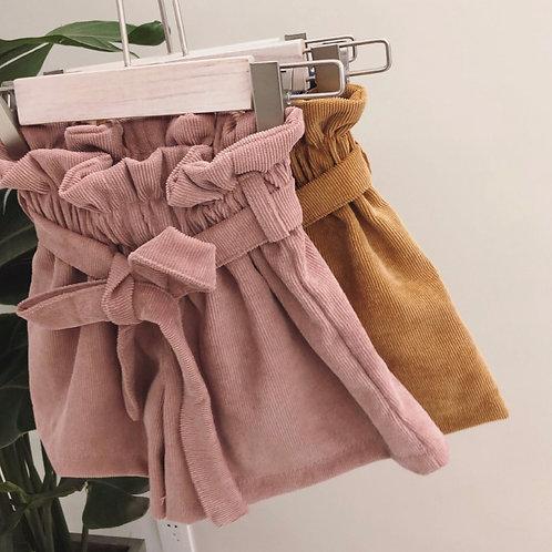 "Corduroy Shorts ""Avery"""