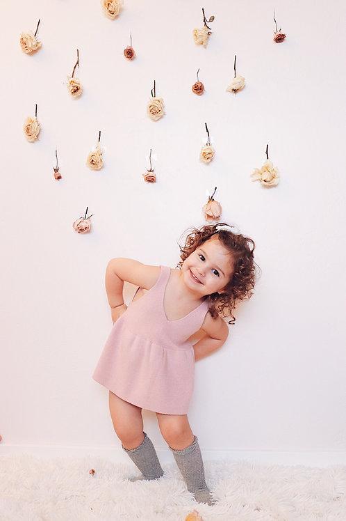 """Knit /Short Dress """"Alessandra"""""""