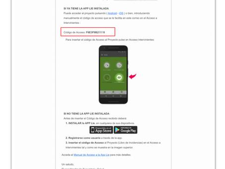 Manual de App Liepara Intervinientes