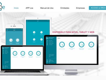 Nueva WEB LOE para gestionar el Libro de Órdenes desde cualquier dispositivo