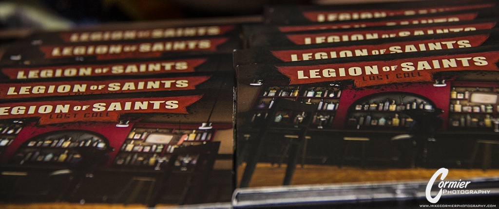 Legion of Saints 06-13-2015