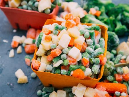 Key Vegan Food Staples: Freezer Edition