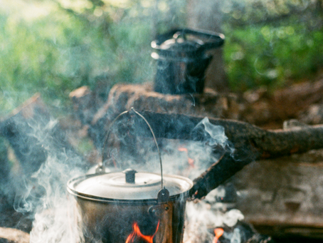 5 Easy Vegan Camping Meals