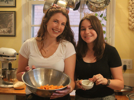 From Plant-Curious to Plant-Based: How Cooking Workshops Introduced me to a Different Way of Eating