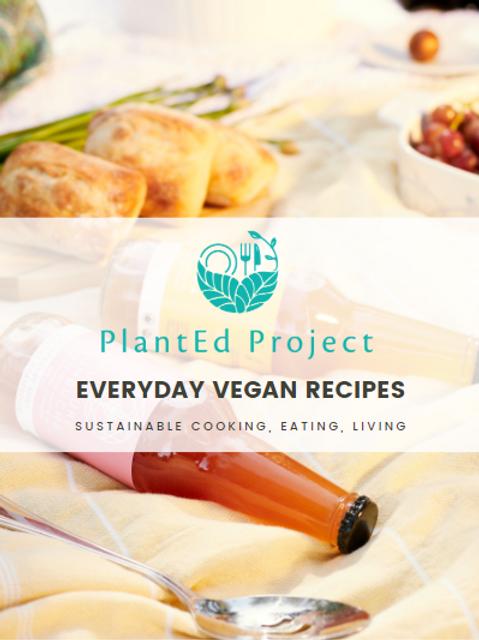 Everyday Vegan Recipes Ebook (Digital)