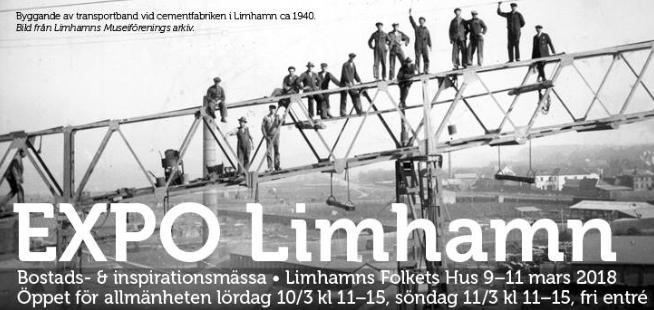 Expo Limhamn- Välkomna!
