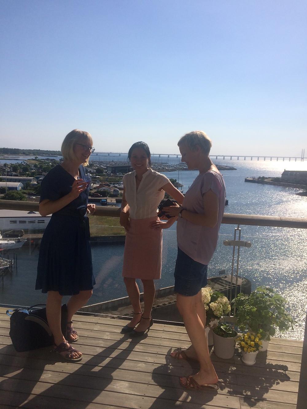 IBSA Scandinavia ApS hade konferens med 25 härliga gäster, så kul att träffa er, välkomna tillbaka! Tack Jaqueline Kartberg.