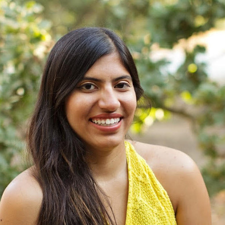 Humans of Spectrum: Komal Surani, Poetry Editor