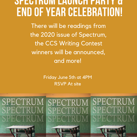 You're Invited to Spectrum's Launch Party!