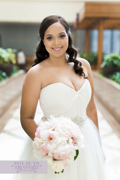 Artistry by Camille for Munaluchi Bridal