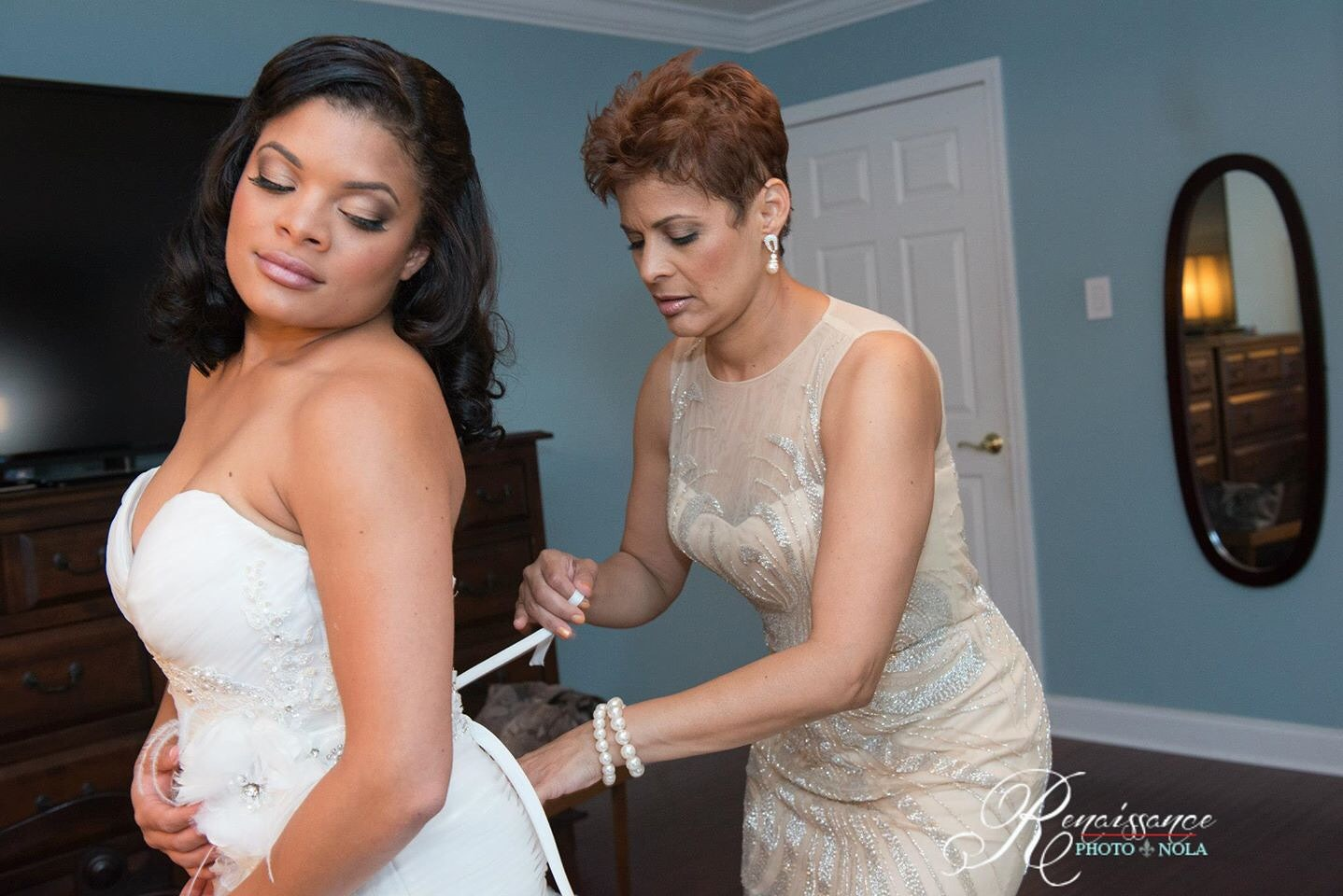 Bridal Beauty, Katherine
