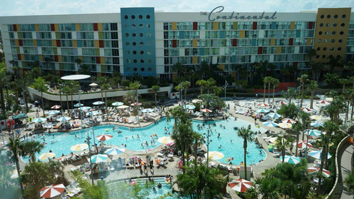 Cabana Bay Pool