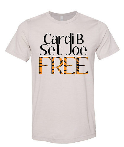 Cardi B Set Joe Free