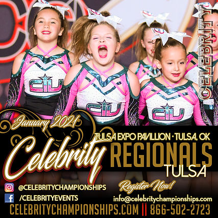 Celebrity Regionals Tulsa Flyer 2021_ser