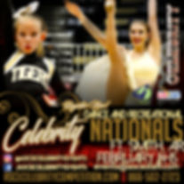 Celebrity Ft Smith NAtionals Flyer 2020
